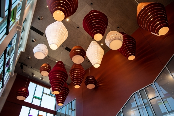 Lobby Lighting - Lee Butterworth Photography