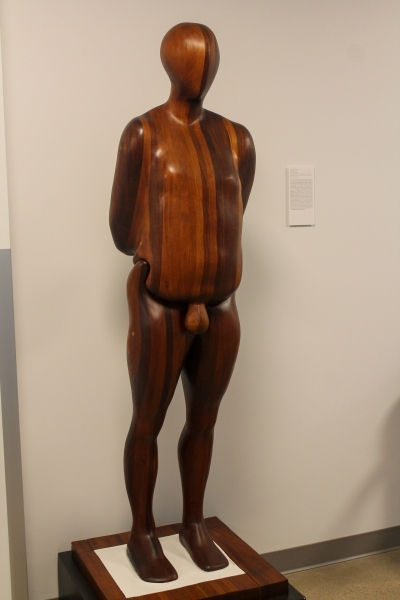 Male Figure by George Hagale
