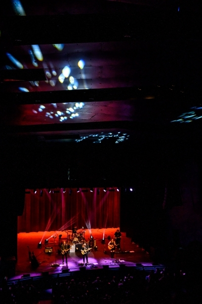 RCU Theatre Balcony Stage View - Lee Butterworth Photography