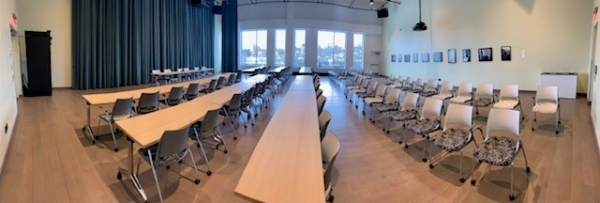 Panorama - Meeting and Lecture Layout