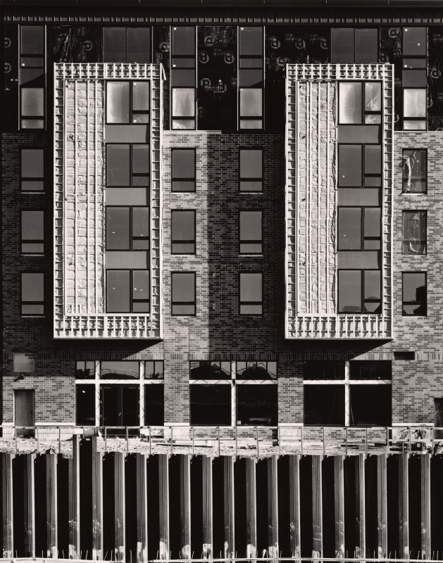 49 - Bruce Warren | In Progress | Silver Gelatin Print -  16 1/4x19 1/2 | $175