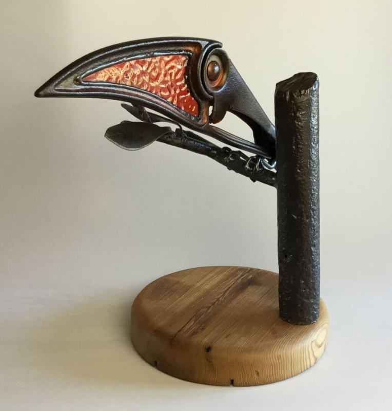 Don and Laura Gabor - Toucan V | Laurie Bieze Art Collection