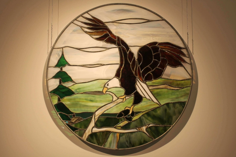 Laurie Bieze - The Eagle